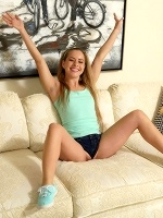 Lilly Ford In Short Shorts Long Lips ::: Als Scan :::