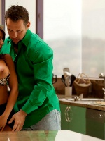 Madison Ivy Kitchen Fun ::: Babes :::