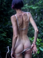 Alisa M By Angela Linin In Jungle ::: Eroticbeauty :::