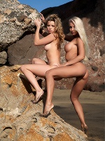 Nikky And Victoria By Erro In Pudding Stone - Photo 4
