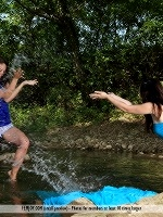 Arina F And Natie R By Peter Astenov In More Than Friends ::: Femjoy :::