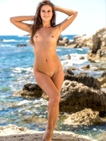 Edessa G By Dave Menich In Meet You By The Sea ::: Femjoy :::
