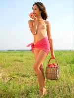 Ingrid Helly Orbon An Apple With Me ::: Femjoy :::