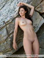 Lauren By Stefan Soell In Meet Me At The Beach ::: Femjoy :::