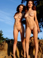 Lene And Vik E By Sven Wildhan By My Side ::: Femjoy :::