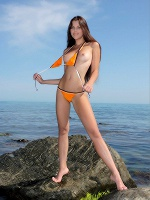 Marina T Valery Anzilov At The Sea ::: Femjoy :::