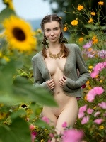 Mariposa By Stefan Soell In Sunflower - Photo 1
