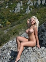Marylin By Valery Anzilov In Mountain View ::: Femjoy :::