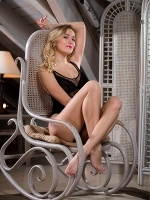 Vika P By Pazyuk In Rocking Chair ::: Femjoy :::