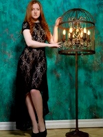 Anicka By Matiss In Candelabra ::: Met Art :::