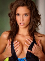 Malena Morgan By Jason Self Presenting Malena - Photo 2