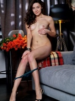 Tina Reese By Leonardo In Alluring Eyes ::: Met Art :::