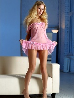 Candice Pink Nighty - Photo 1