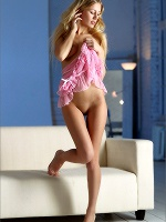 Candice Pink Nighty - Photo 2
