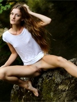 Claudia Girl In Nature ::: Mpl Studios :::