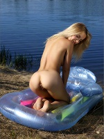 Danica Nude In Nature ::: Mpl Studios :::