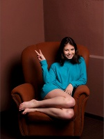 Jenna Easy Chair - Photo 1