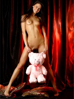 Maria Pink Teddy - Photo 5