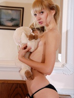 Vika And Annabella Double Blonde - Photo 1