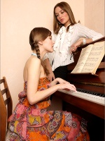 The Piano Lesson - Photo 1