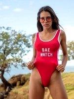 Abril In Baewatch ::: Watch4beauty :::