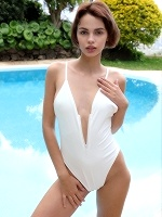 Ariela In Wanna Swim - Photo 1