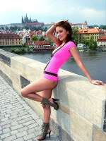 Becca In Charles Bridge ::: Watch4beauty :::