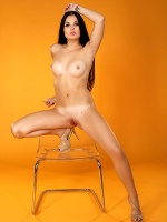 Celeste T In Yellow Special - Photo 9