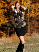 Chrissy Fox In Autumn Colors ::: Watch4beauty :::