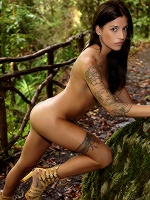Dellai Twins In Wilderness ::: Watch4beauty :::