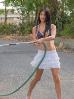 Denisse Gomez In Car Wash - Photo 1