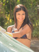 Denisse Gomez In Car Wash - Photo 3