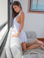 Denisse Gomez In Enjoying Holidays ::: Watch4beauty :::