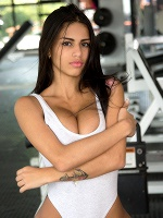 Denisse Gomez In Fun In The Gym ::: Watch4beauty :::