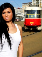 Florencia In Tram 14 ::: Watch4beauty :::