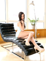 Little Caprice In Chatte - Photo 2