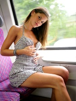 Little Caprice In Choo Choo ::: Watch4beauty :::