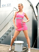 Marketa Belonoha In Pink ::: Watch4beauty :::