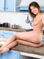 Monika In Horny Cook - Photo 7