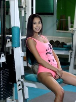 Paula Shy In Working Out ::: Watch4beauty :::