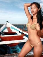 Ruth Medina In Sea Ride ::: Watch4beauty :::