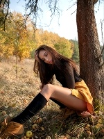 Sabrisse In Autumn Mood ::: Watch4beauty :::