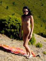 Sapphira In Beautiful Tourist ::: Watch4beauty :::