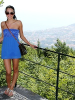 Sapphira In Beautiful Tourist - Photo 2