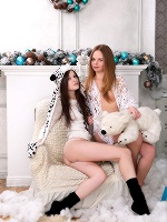 Serena Mia T In Merry Xmas ::: Watch4beauty :::
