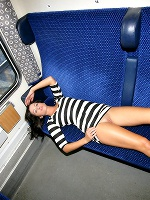Tess In Compartment ::: Watch4beauty :::