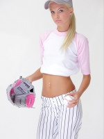 Francesca Baseball Babe - Photo 5