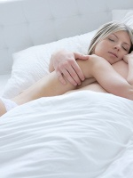 Gina And Matthew In A Dream Of You Naked In My Bed - Photo 1