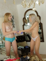 Naomi Woods Lena In Pussy Party ::: X Art :::